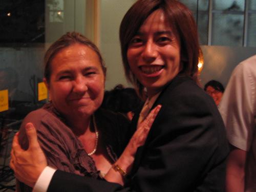 2007年7月7日。ロランの結婚式。